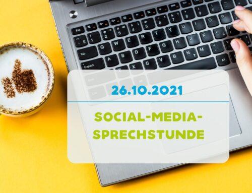 Social-Media-Sprechstunde für QMF-Mitglieder und Partner